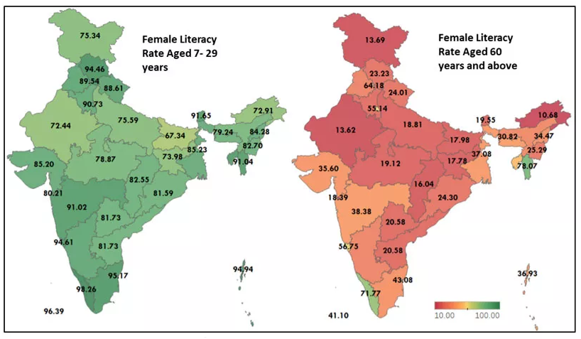 census literacy rate